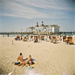 Ostsee, Baltic Sea, HOLGA, 6/6
